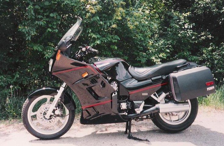 1992 Kawasaki Concours