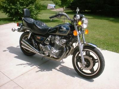 1981 Honda CB900