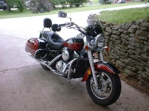 2002 Kawasaki Nomad