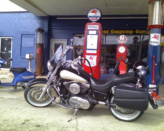 2001 Kawasaki Vulcan 1500